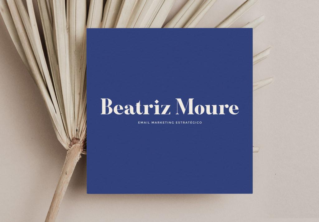 Beatriz Moure, marca personal