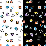 free-memphis-pattern-vector